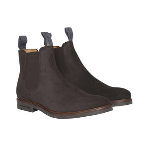 Berkeley | Suede Chelsea Boot | Herrestøvle Brown